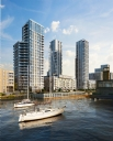 Property to rent : The Waterman, Greenwich Peninsula SE10