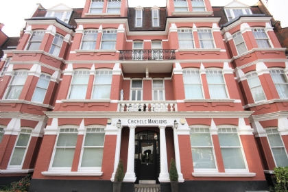 Property to rent : Chichele Mansions, Chichele Road, London NW2