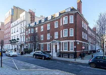 ロンドン賃貸物件:Upper Brook Street, Mayfair, London W1K