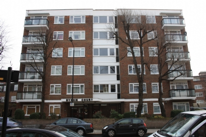 Property to rent : Byron Court, Fairfax Road, London NW6
