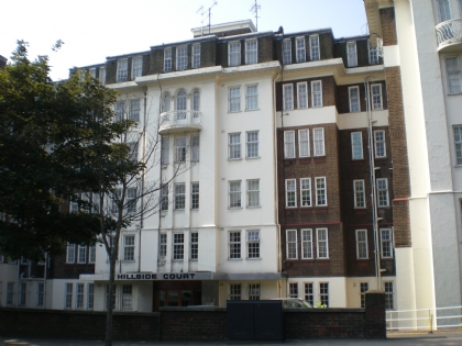 Property to rent : Hillside Court, 409 Finchley Road, London NW3